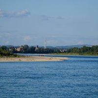 На реке. :: Сергей Щербаков