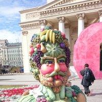 Фестиваль-ярмарка варенья у стен Большого театра :: Galina194701