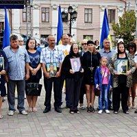 Батьки воїнів які загибли у АТО :: Степан Карачко