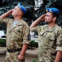 Вояки з АТО :: Степан Карачко