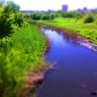 Река Лугань :: Наталья (ShadeNataly) Мельник