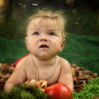 Малыш :: Анна Кулешова