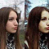 до и после :: Маргарита Мерк