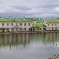 Белый пруд. Сергиев Посад. :: Юлия Бабитко