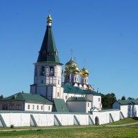 Валдайский Иверский Богородицкий Святоозерский монастырь :: Елена Павлова (Смолова)