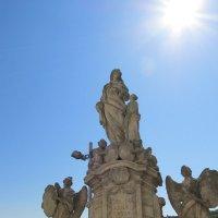 Статуи на мосту ( Кутна Гора , Чехия) :: Яна Чепик