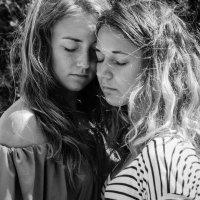 Екатерина и Анастасия :: Юлия Михайлова