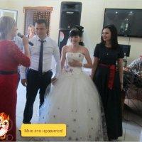 Моя свадьба. :: Лида Гавриш