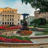 Рижский академический театр оперы и балета :: СэрЖ По