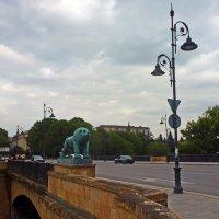 Мост Марджанишвили :: Наталья Джикидзе (Берёзина)