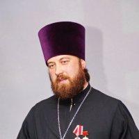Священник. Отец Роман :: Валерий Симонов