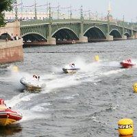 Поворот к Иоановскому мосту. :: Лев Мельников