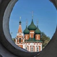 Церковь Михаила Архангела (1683-1685) :: Elena Ignatova