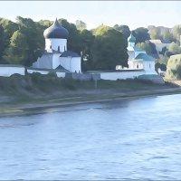 Мирожский монастырь :: galina bronnikova