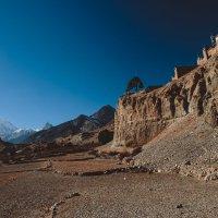 Непал. Мананг (3540м) :: Виктор Бабинцев