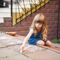 Я рисую лето :: Victoria Bryfar