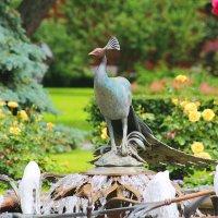 Птица счастья. :: Дмитрий Иншин