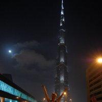 Бурдж-Халифа, Дубаи, АОЭ :: Olga Golub
