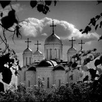 На подходе к храму! :: Владимир Шошин
