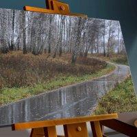 После дождя :: Виктор Дементьев