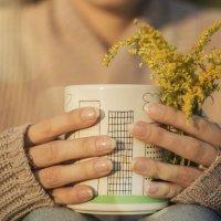 Согревающий чай... :: Наталья
