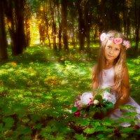 В сказочном лесу :: Юлия