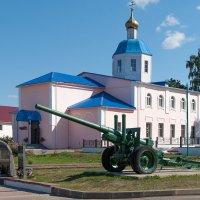 Храм Святого Духа, г. Духовщина :: Антон Иванов