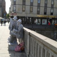 Живая скульптура :: Nina Yudicheva