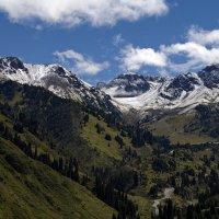 Лучше гор только горы :: Рахмат Рушанов