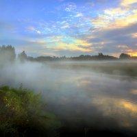 Утро уходящего августа... :: Андрей Войцехов