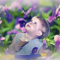 Бабочка :: sveta_sch Sch
