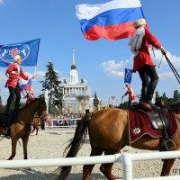 лихие джигиты и быстрые кони :: Олег Лукьянов