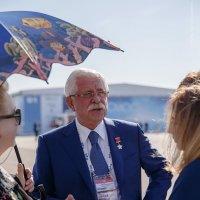 Руцкой - МАКС-2015 :: Павел Myth Буканов