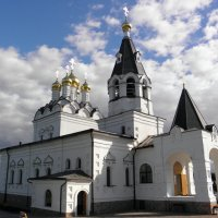Храм Рождества Пресвятой Богородицы. :: Елена