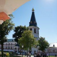 Наместнический корпус, Колокольня (1680-е гг.), Домовая церковь в настоятельских покоях  (2 пол. XVI :: Елена Смолова