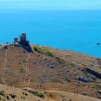 Там башни древние Чембало... :: Елена Даньшина