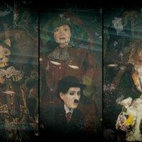 Лица стерты, краски тусклы, То ли люди, то ли куклы :: Vladimir Zhavoronkov