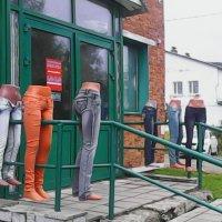 Ноги манекенов мечтают о телах... :: Николай Туркин