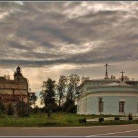 вечер в Николо-Корме :: Дмитрий Анцыферов