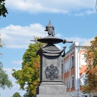 Памятник на месте отдыха Петра I :: *MIRA* **