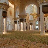 мечеть.ОАЭ :: Olga Golub