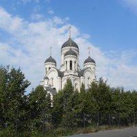 Храм иконы Божией Матери «Утоли моя печали» в Марьине. :: Oleg4618 Шутченко