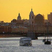 Есть город золотой... :: Светлана marokkanka