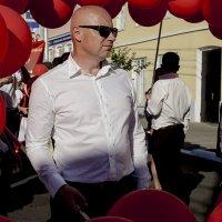 Красное и белое :: Людмила Синицына