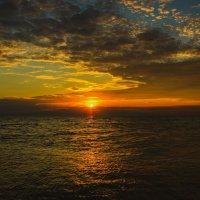 Закат на Азовском море :: Мария Татаринова