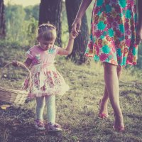 Мамина дочка :: Андрей Куприянов