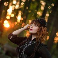 Вечер августа :: Ludmila Zinovina