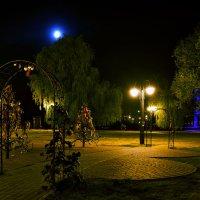 Парк Победы в Белгороде :: ALEXANDR L
