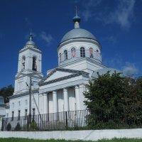 Свято-Воскресенский храм,с.Картмазово :: Сергей Цветков
