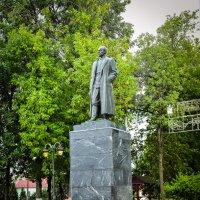 Памятник Дзержинскому в Дзержинске. (Беларусь). :: Nonna